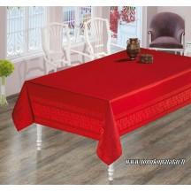 Staltiesė 140x220cm (raudona)